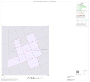 Primary view of object titled '2000 Census County Subdivison Block Map: Baytown CCD, Texas, Inset B01'.