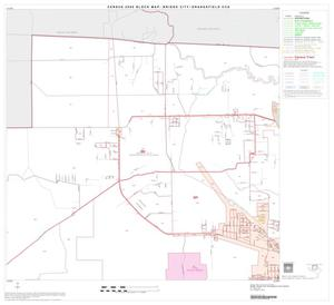 Primary view of object titled '2000 Census County Subdivison Block Map: Bridge City-Orangefield CCD, Texas, Block 2'.