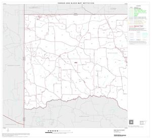 Primary view of object titled '2000 Census County Subdivison Block Map: Bettie CCD, Texas, Block 1'.
