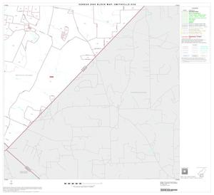 Primary view of object titled '2000 Census County Subdivison Block Map: Smithville CCD, Texas, Block 7'.