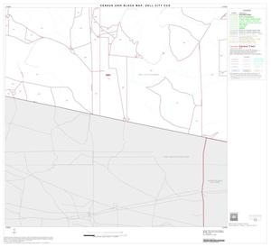 Primary view of object titled '2000 Census County Subdivison Block Map: Dell City CCD, Texas, Block 8'.