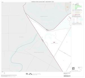 Primary view of object titled '2000 Census County Subdivison Block Map: Rockport CCD, Texas, Block 1'.