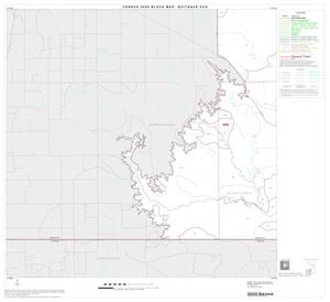 Primary view of object titled '2000 Census County Subdivison Block Map: Quitaque CCD, Texas, Block 5'.