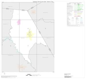 Primary view of object titled '2000 Census County Subdivison Block Map: Mexia CCD, Texas, Index'.