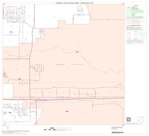 Primary view of object titled '2000 Census County Subdivison Block Map: Houston CCD, Texas, Block 61'.