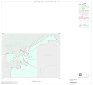Primary view of object titled '2000 Census County Subdivison Block Map: Troup-Arp CCD, Texas, Inset A01'.