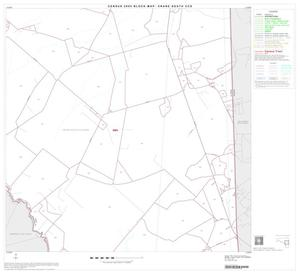 Primary view of object titled '2000 Census County Subdivison Block Map: Crane South CCD, Texas, Block 6'.