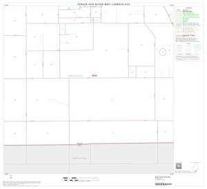 Primary view of object titled '2000 Census County Subdivison Block Map: Lubbock CCD, Texas, Block 40'.