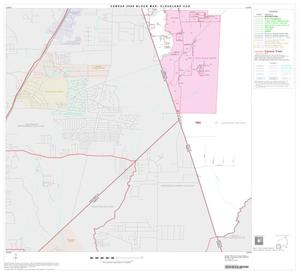 Primary view of object titled '2000 Census County Subdivison Block Map: Cleveland CCD, Texas, Block 7'.