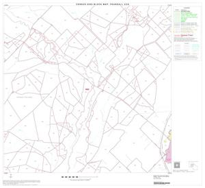 Primary view of object titled '2000 Census County Subdivison Block Map: Pearsall CCD, Texas, Block 5'.