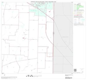 Primary view of object titled '2000 Census County Subdivison Block Map: East Grayson CCD, Texas, Block 23'.