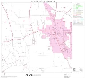 Primary view of object titled '2000 Census County Subdivison Block Map: Whitehouse CCD, Texas, Block 5'.