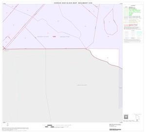 Primary view of object titled '2000 Census County Subdivison Block Map: Beaumont CCD, Texas, Block 21'.