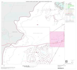 Primary view of object titled '2000 Census County Subdivison Block Map: Angleton-Rosharon CCD, Texas, Block 8'.