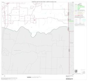 Primary view of object titled '2000 Census County Subdivison Block Map: North River CCD, Texas, Block 4'.
