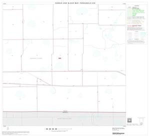 Primary view of object titled '2000 Census County Subdivison Block Map: Panhandle CCD, Texas, Block 11'.