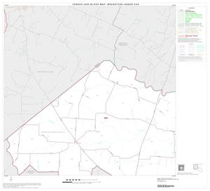 Primary view of object titled '2000 Census County Subdivison Block Map: Weesatche-Ander CCD, Texas, Block 1'.