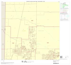 Primary view of object titled '2000 Census County Subdivison Block Map: McKinney CCD, Texas, Block 5'.