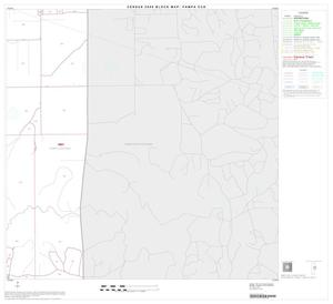 Primary view of object titled '2000 Census County Subdivison Block Map: Pampa CCD, Texas, Block 6'.