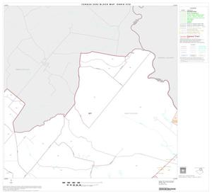 Primary view of object titled '2000 Census County Subdivison Block Map: Ennis CCD, Texas, Block 3'.