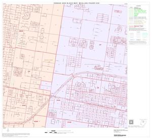 Primary view of object titled '2000 Census County Subdivison Block Map: McAllen-Pharr CCD, Texas, Block 7'.