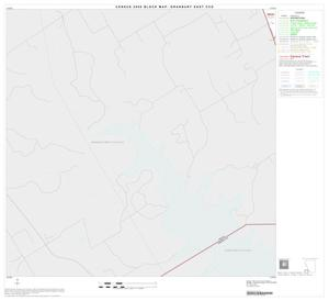 Primary view of object titled '2000 Census County Subdivison Block Map: Granbury East CCD, Texas, Block 10'.