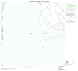 Primary view of object titled '2000 Census County Subdivison Block Map: Seadrift CCD, Texas, Block 8'.