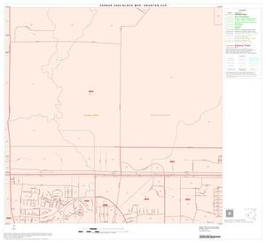 Primary view of object titled '2000 Census County Subdivison Block Map: Houston CCD, Texas, Block 62'.