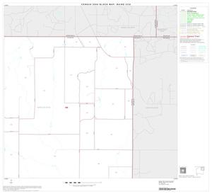 Primary view of object titled '2000 Census County Subdivison Block Map: Baird CCD, Texas, Block 3'.