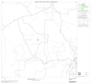 Primary view of object titled '2000 Census County Subdivison Block Map: Ingram CCD, Texas, Block 6'.