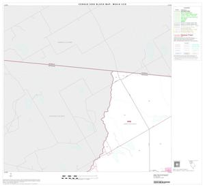 Primary view of object titled '2000 Census County Subdivison Block Map: Mexia CCD, Texas, Block 1'.