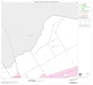 Primary view of object titled '2000 Census County Subdivison Block Map: McGregor CCD, Texas, Block 2'.