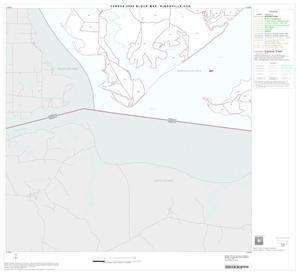 Primary view of object titled '2000 Census County Subdivison Block Map: Kingsville CCD, Texas, Block 11'.