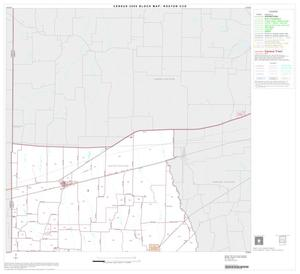 Primary view of object titled '2000 Census County Subdivison Block Map: Roxton CCD, Texas, Block 1'.
