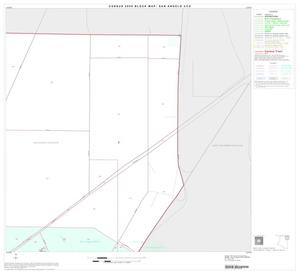 Primary view of object titled '2000 Census County Subdivison Block Map: San Angelo CCD, Texas, Block 4'.