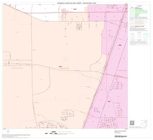 Primary view of object titled '2000 Census County Subdivison Block Map: Houston CCD, Texas, Block 14'.
