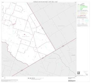 Primary view of object titled '2000 Census County Subdivison Block Map: East Bell CCD, Texas, Block 7'.