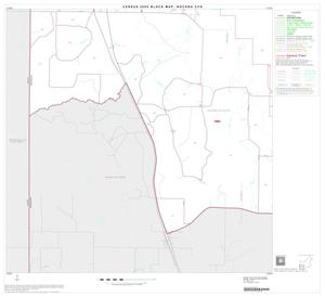 Primary view of object titled '2000 Census County Subdivison Block Map: Nocona CCD, Texas, Block 6'.