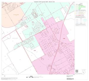 Primary view of object titled '2000 Census County Subdivison Block Map: Waco CCD, Texas, Block 26'.