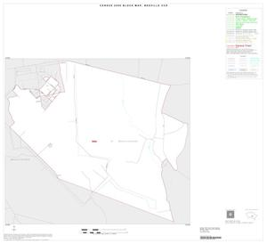 Primary view of object titled '2000 Census County Subdivison Block Map: Beeville CCD, Texas, Inset B01'.