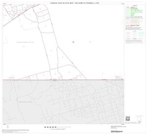 Primary view of object titled '2000 Census County Subdivison Block Map: Goldsmith-Penwell CCD, Texas, Block 11'.