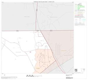 Primary view of object titled '2000 Census County Subdivison Block Map: Vidor CCD, Texas, Block 3'.