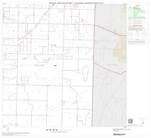 Primary view of object titled '2000 Census County Subdivison Block Map: Fluvanna-Sharon Ridge CCD, Texas, Block 6'.
