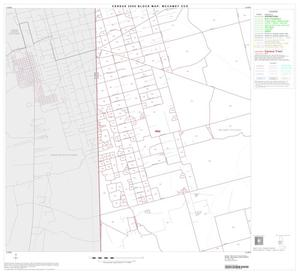 Primary view of object titled '2000 Census County Subdivison Block Map: McCamey CCD, Texas, Block 5'.