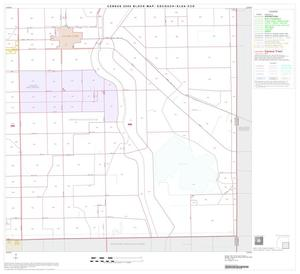 Primary view of object titled '2000 Census County Subdivison Block Map: Edcouch-Elsa CCD, Texas, Block 4'.