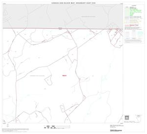 Primary view of object titled '2000 Census County Subdivison Block Map: Granbury East CCD, Texas, Block 2'.