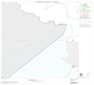 Primary view of object titled '2000 Census County Subdivison Block Map: Fulton CCD, Texas, Block 4'.