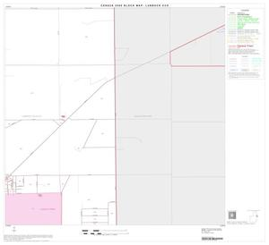 Primary view of object titled '2000 Census County Subdivison Block Map: Lubbock CCD, Texas, Block 18'.