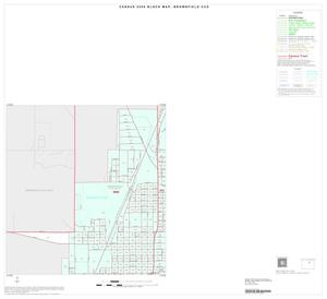 Primary view of object titled '2000 Census County Subdivison Block Map: Brownfield CCD, Texas, Inset A01'.