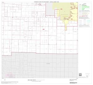 Primary view of object titled '2000 Census County Subdivison Block Map: Levelland CCD, Texas, Block 9'.